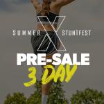 SSF Pre-Sale 3-Day